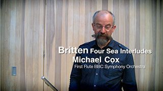 Britten – Four Sea Interludes – Trailer