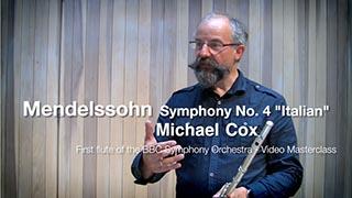 Mendelssohn – Symphony No. 4