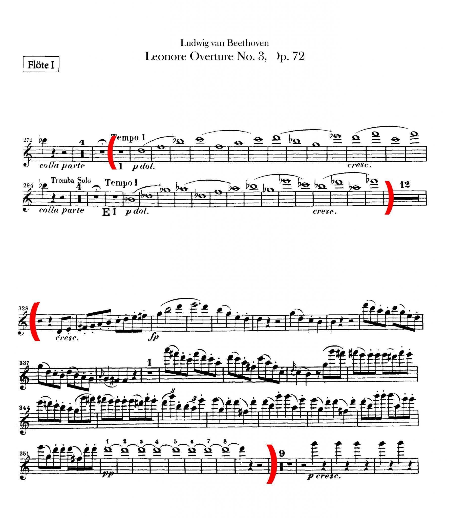 bethoven leonore overture part 2