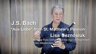 "Bach – ""Aus Liebe"" – St. Matthew Passion (Part 2) – Trailer"