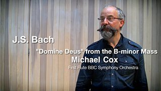 "Bach – ""Domine Deus"" from B-minor Mass"