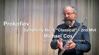 Prokofiev – Classical Symphony (2nd Mvt) – Trailer