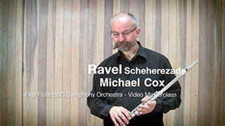 Ravel – Scheherazade – Trailer
