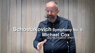 Shostakovich – Symphony No. 5 (III. Largo) continued