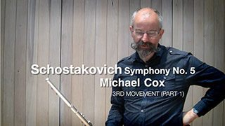 Shostakovich – Symphony No. 5 (III. Largo)