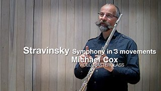 Stravinsky – Symphony in 3 Movements