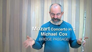 Mozart – Concerto in G maj Mvt. 1 (Bridge Passage)