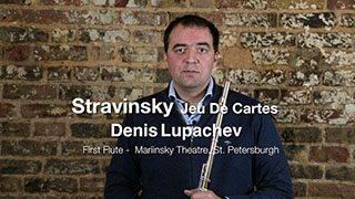 Stravinsky – Jeu de Cartes