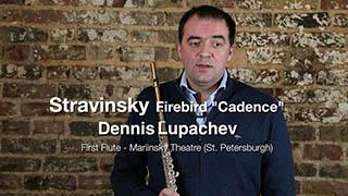 Stravinsky – Firebird (Cadence)