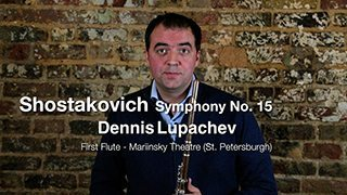Shostakovich Symphony No. 15 – Trailer