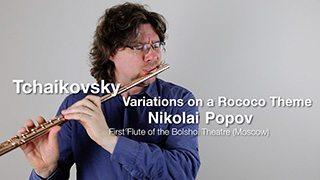 Tchaikovsky – Rococo Variations