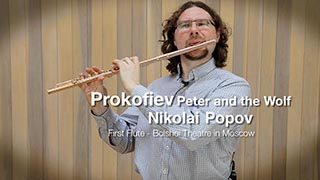 Prokofiev – Peter and the Wolf