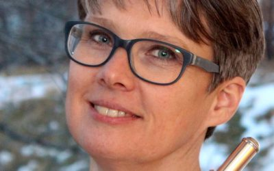 Hallfriour Olafsdottir: Interview April, '15