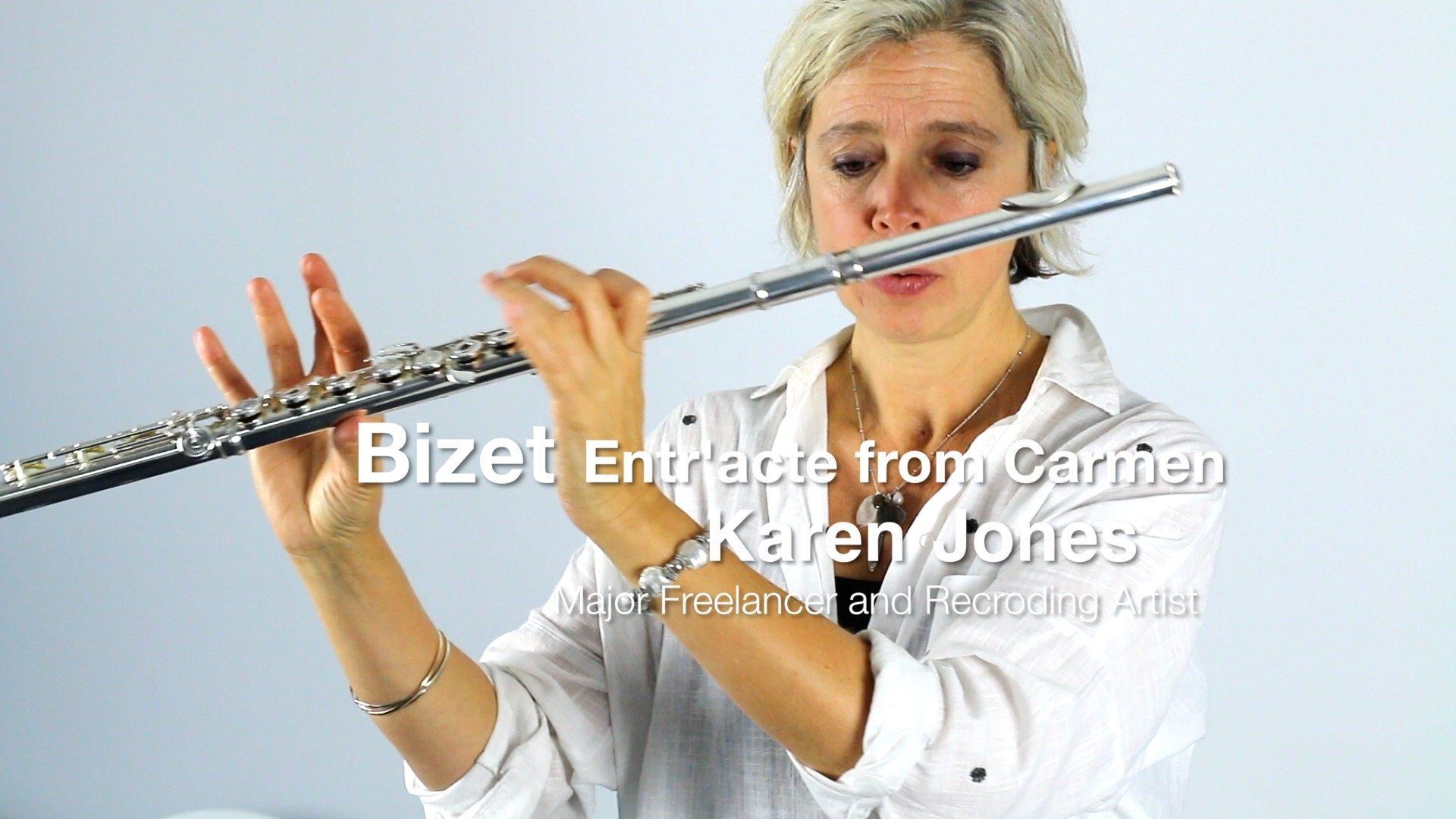 Bizet – Carmen Entr'acte
