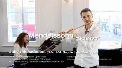 "Mendelssohn – ""Scherzo"" from A Midsummer Night's Dream"