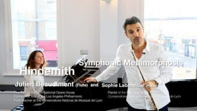 Hindemith – Symphonic Metamorphosis