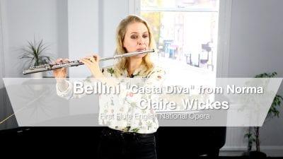 Bellini – Casta Diva from Norma – Trailer