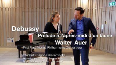 Debussy – Prélude à l'après-midi d'un faune