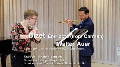 Bizet – Carmen Entr'acte – Trailer