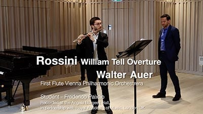 Rossini – William Tell Overture – Trailer