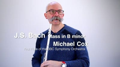 "Bach – ""Benedictus"" from B-minor Mass"