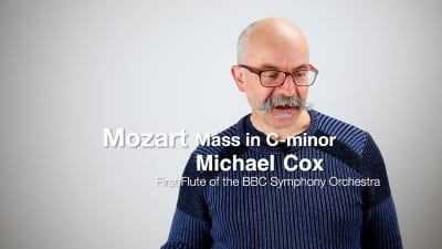 "Mozart – ""Et incarnates est"" from C-minor mass – Trailer"