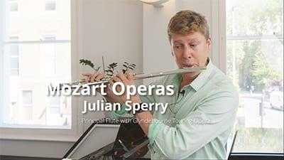 Julian Sperry – Mozart Operas